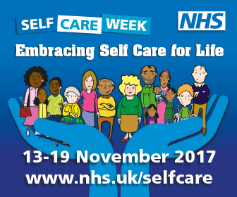 National Self Care week 2017