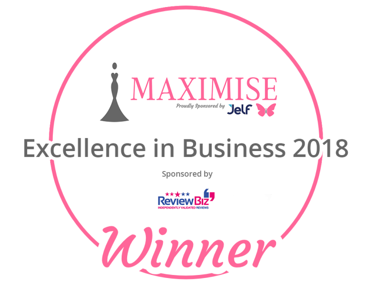 3. Excellence in Business Winner